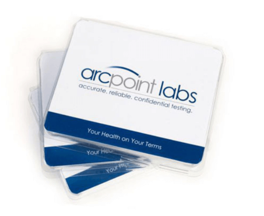 arcpoint Labs - accurate, reliable, confidential testing