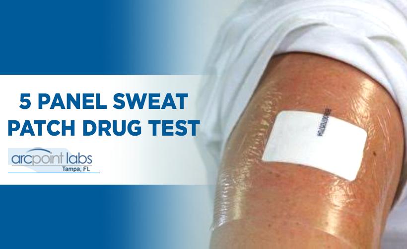 5-Panel-Sweat-Patch-Drug-Test