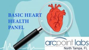 BASIC HEART HEALTH PANEL
