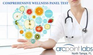 COMPREHENSIVE WELLNESS PANEL TEST