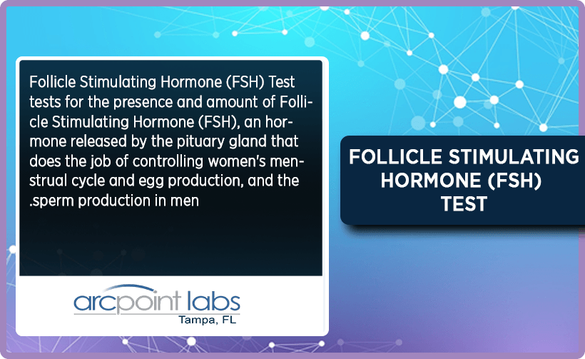 Follicle Stimulating Hormone Test