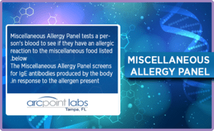 Miscellaneous Allergy Panel