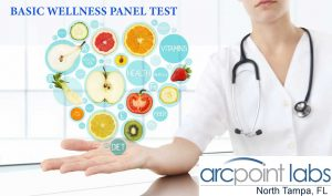basic welllness pnl test