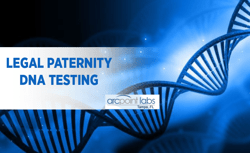LEGAL PATERNITY DNA TEST