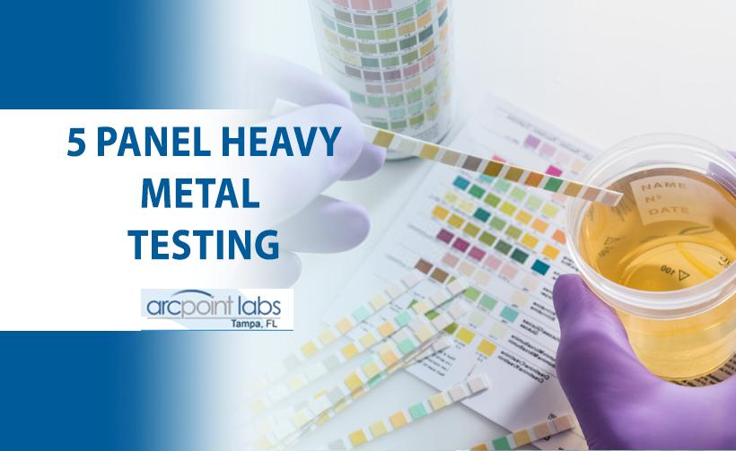 5 panel heavy meta testing