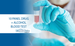 10 panel drug and alcohol blood test