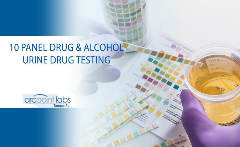 10 Panel Drug Test
