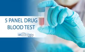 5 Panel Drug Blood Test