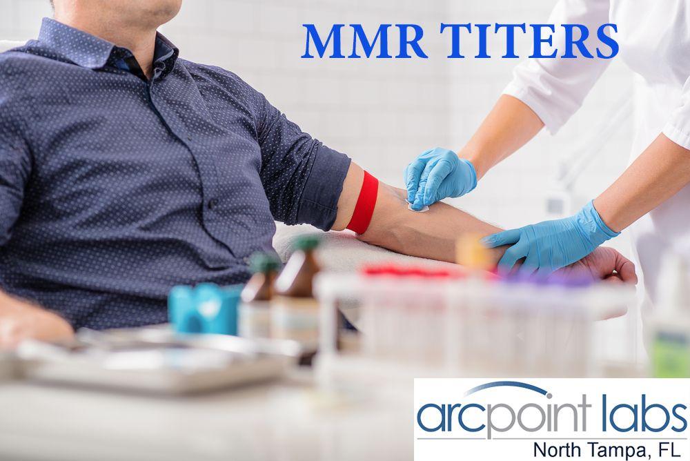 MMR-titer-test